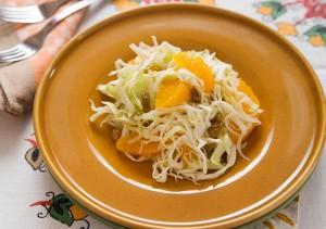 Интересные рецепты салатов