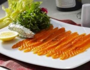 Как солить красную рыбу дома