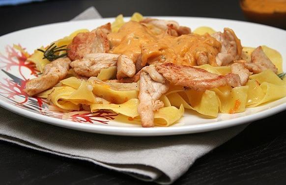 интересные рецепты вторых блюд