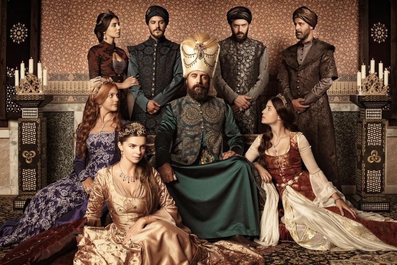 турецкий телесериал великолепный век