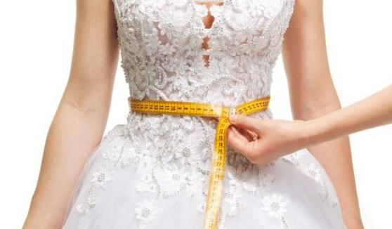 Похудеть к свадьбе быстро