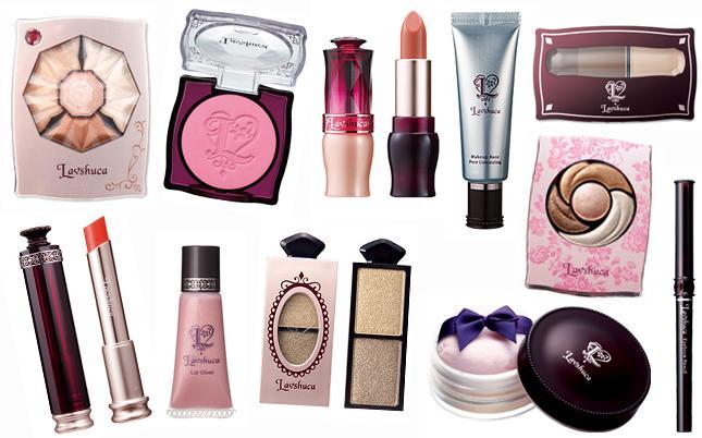 Новые косметические бренды