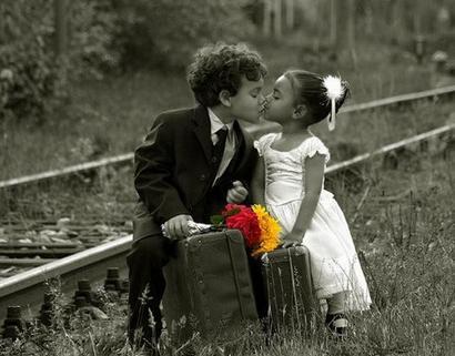 Лечение поцелуями