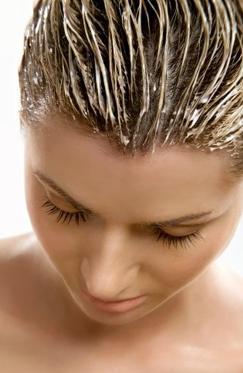 Маска для волос из кефира