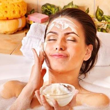 Питательная маска для кожи лица