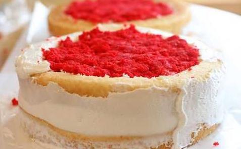 Готовим торт «Сердце»