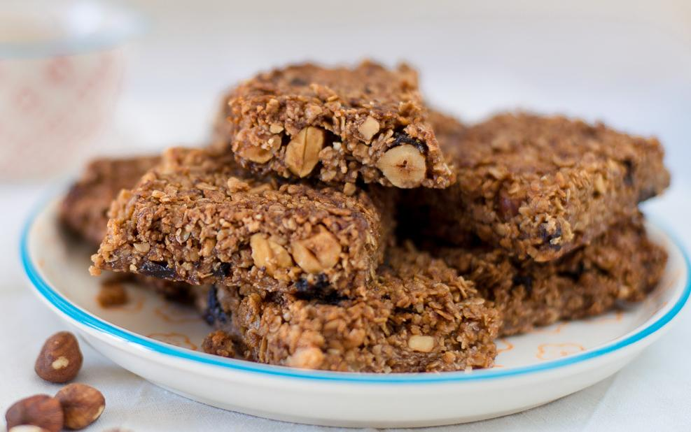 Полезный завтрак, ореховая гранола